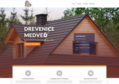 DreveniceMedved.sk