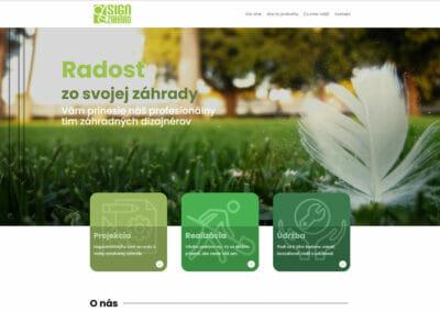 DesignZahrad.sk